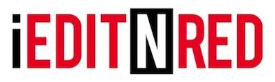 iEditNRed Logo