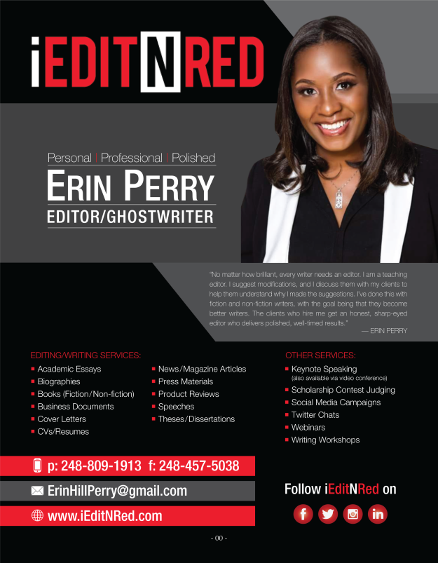 iEditNRed program book ad